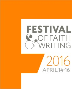 Library Connections to the Festival of Faith and Writing