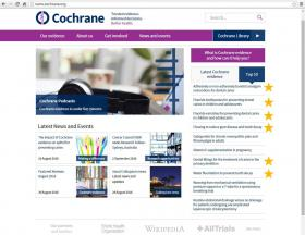 What is the Cochrane Library...