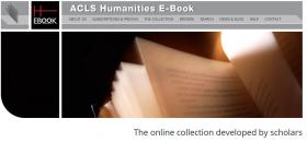 ACLS Humanities E-Book (HEB)