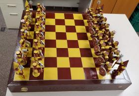 Chess Set for Calvin College