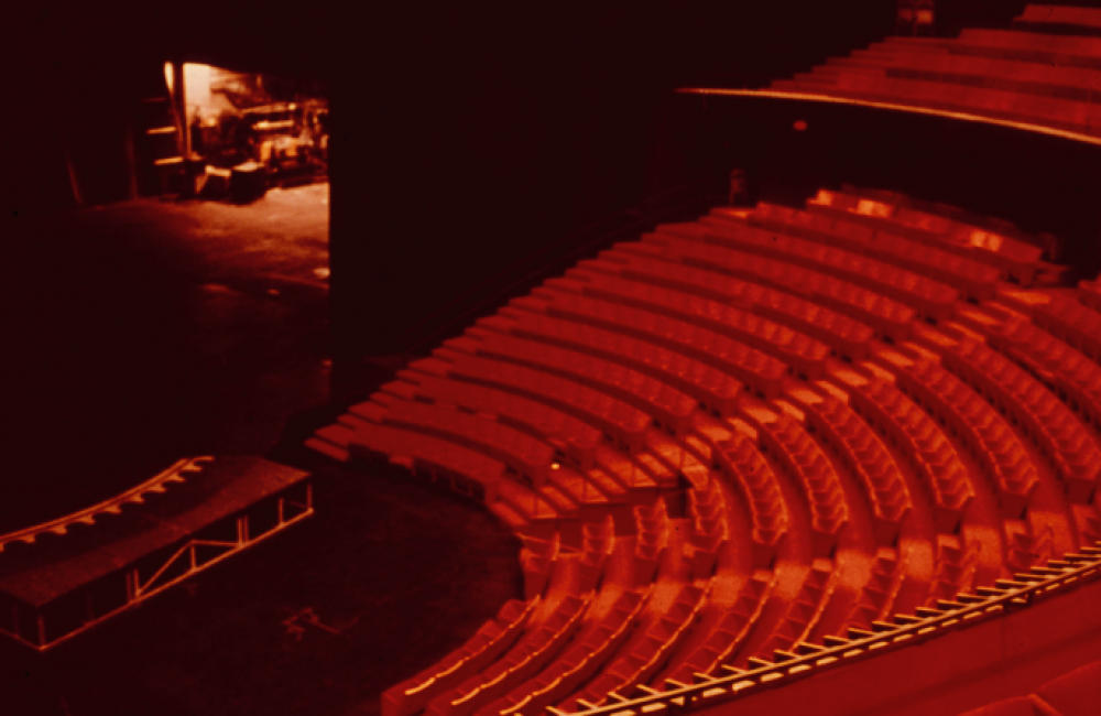 Vivian Beaumont Theatre Hekman Digital Archive