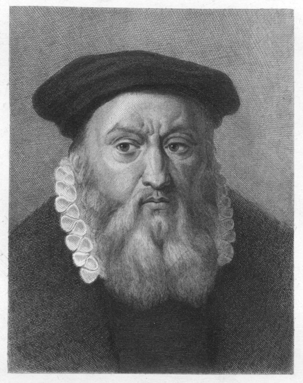 how did john calvin contribute to the reformation